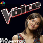 NBC The Voice's Dia Frampton